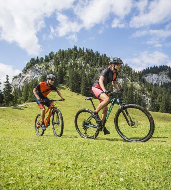 Bikeferien Angebote & Pauschalen