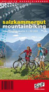 Salzkammergut Mountainbiking die Mountainbikekarte zum Salzkammergut