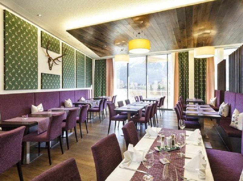 Genuss im Narzissen Restaurant im Vital Resort Bad Aussee