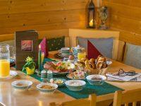 Genuss in der Alpen Stubn vom Bikehotel Hagen Lodge