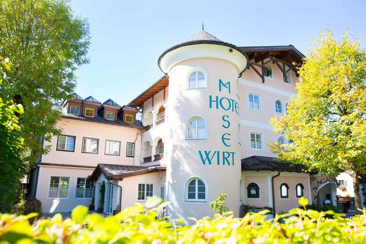 Gasthof Hotel Moserwirt in Bad Goisern