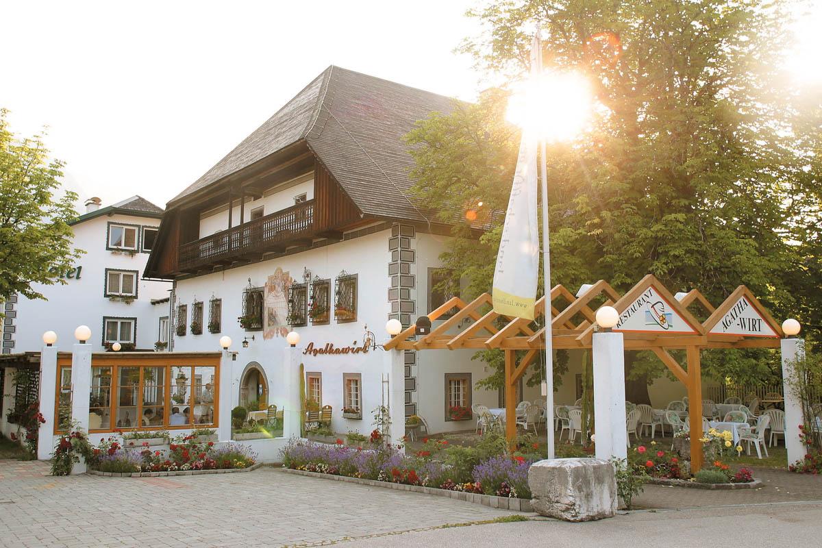 Bikehotel in Bad Goisern, Landhotel Agathawirt