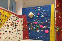 Kletterhalle im Bundessport- und Freizeitzentrum Obertraun