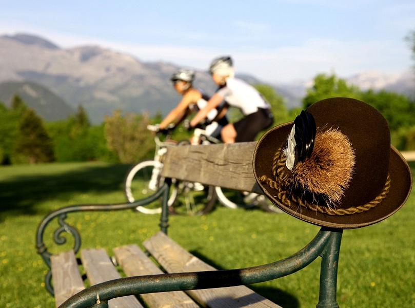 Mountainbiketouren in der Kaiserstadt Bad Ischl (Foto: badischl.at)
