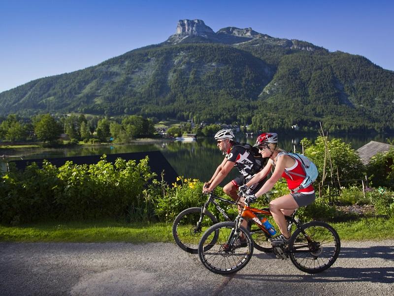 Mountainbiketouren im Ausseerland Salzkammergut