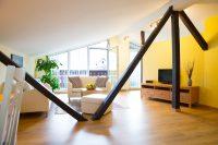 Penthouse im Bikehotel Gasthof Moserwirt in Bad Goisern