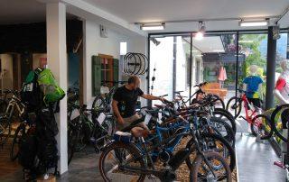 Mauna Loa ist der kompetente Bike-Verleih im Salzkammergut (Foto: Chris Unterberger)